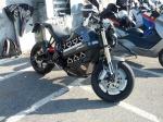 Esempio di moto elettrica