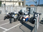 Esempio di moto e scooter elettrici